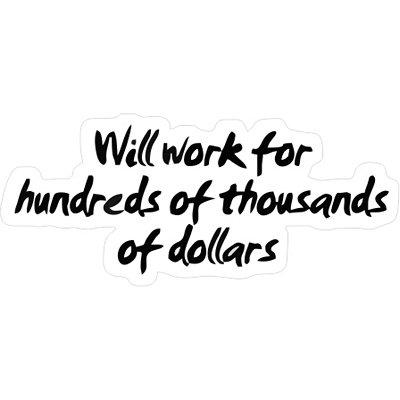 работаем за доллары