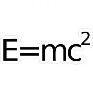 формула энштейна