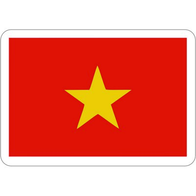 вьетнамский флаг