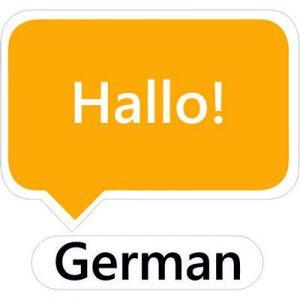 говорю по-немецки