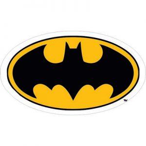 логотип сериала бэтмен