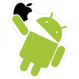 андроид яблочный день