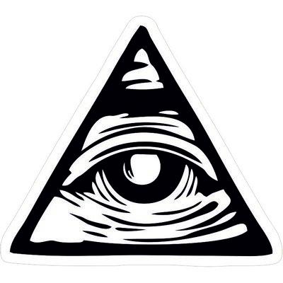 Всевидящее око +