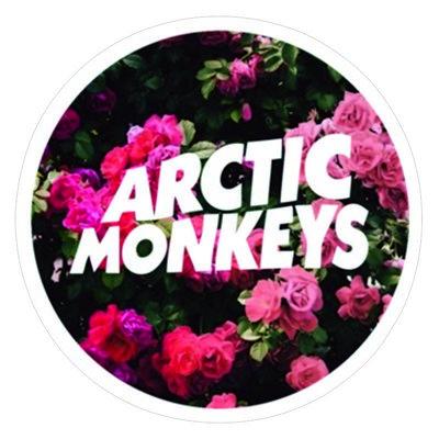 Цветочные арктические обезьяны
