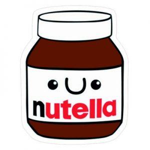 Симпатичная Нутелла