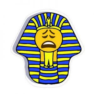 эмодзи мумия в печали