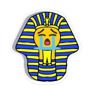 эмодзи мумия плакса