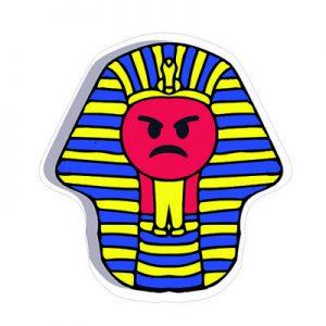 эмодзи разьяренная мумия