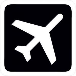 зона полета