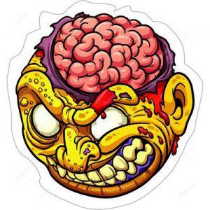 зомби мозг