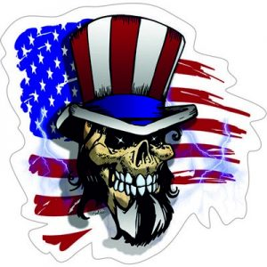 Американские черепа Тайгера