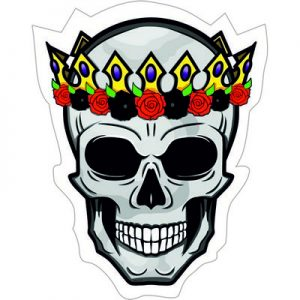 коронованый череп