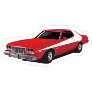 красный мустанг авто