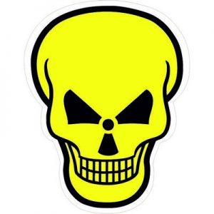 Индустриальный череп
