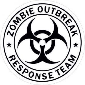 вспышка зомби