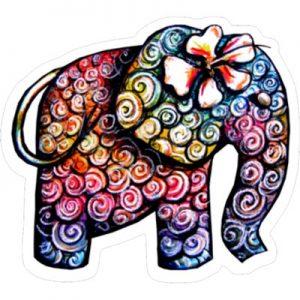 слон арт