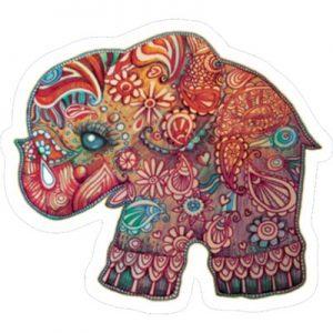 арт-слоненок