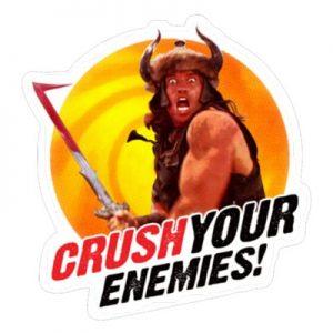 Раздавить врагов!