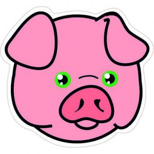 Свинья Сердце