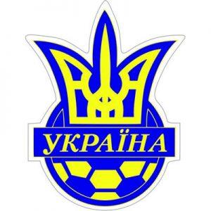Логотип сборной Украины по футболу