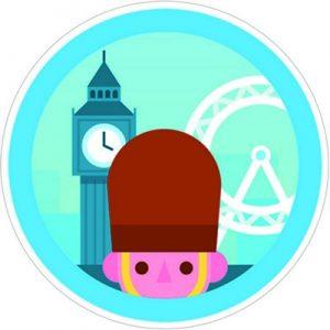 Лондон город лого