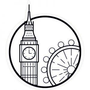 Логотип Лондона