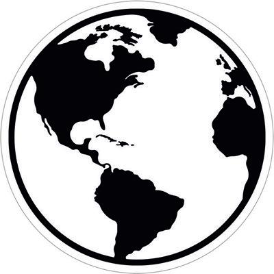 Черный и Белый Глобус