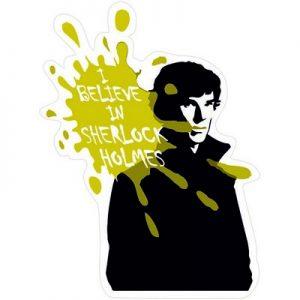 Верить в Шерлока Холмса