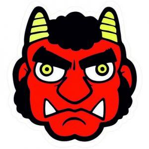 Печать Демона эмодзи