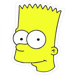 Барт Симпсон Хед