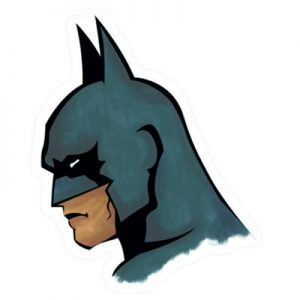 Бэтмен спешит на помощь