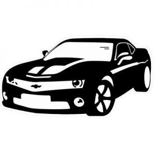 логотип авто камаро