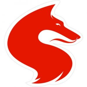 красная лисица логотип