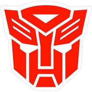 Логотип Трансформеры
