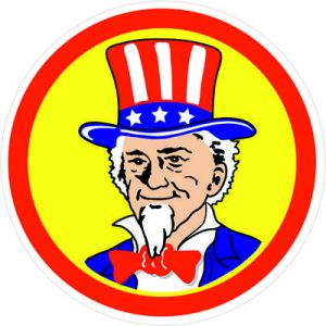 Логотип дяди Сэма