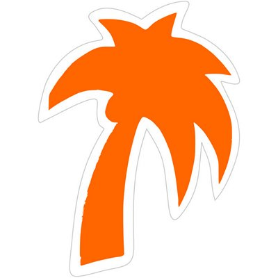 путешествия пальма оранж
