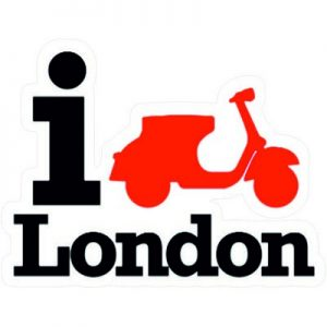 путишествие по Лондону