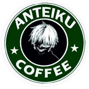 аниме-мультсериал антеки кофе
