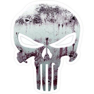 Каратель-лого Marvel