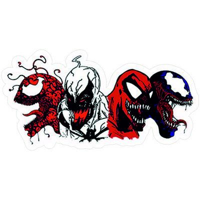 Симбиоты Веном Человек-паук марвел