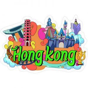 Туристический Гонконг