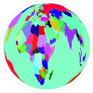 Вокруг света карта мира