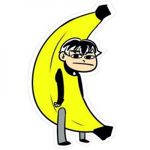 Банановый упырь знает свой мем