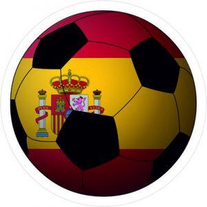 Футбол Испания мяч