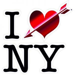 Я люблю Нью-Йорк