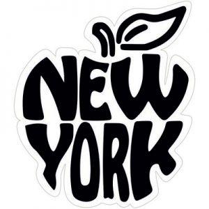 Нью-Йорк яблоко