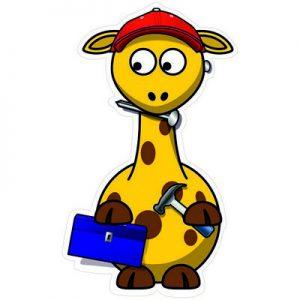 Секретный агент жирафа