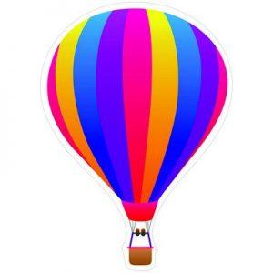 Воздушный шар Путешествие во времени