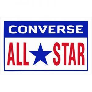 конверсы логотип фирмы по производству обуви