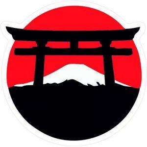 япония логотип для туризма